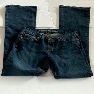 Levi's boot cut original jean 422